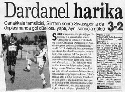 Dardanelspor Harika